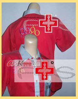 Bordir Baju Komputer penjahit tailor dan konveksi kemeja wanita seragam