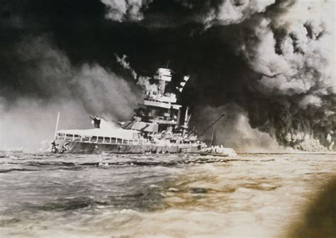 pictures from pearl harbor attack the attack on pearl harbor december 7 1941
