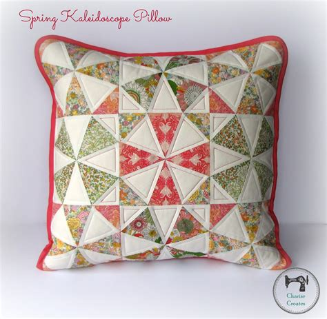 Patchwork Pillow - charise creates patchwork my favorite patchwork