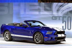 2013 Ford Mustang Gt500 2013 Ford Mustang Shelby Gt500 Sports Modified Cars