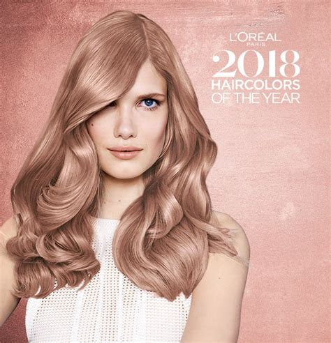 l oreal new hair color hair color products and trends l or 233 al