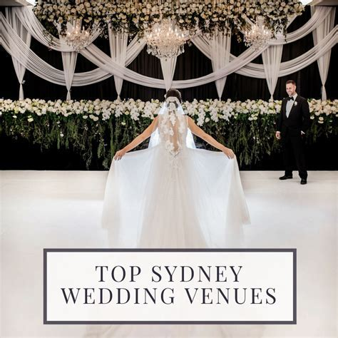 Top Sydney Wedding Reception Venues [Seriously Stunning