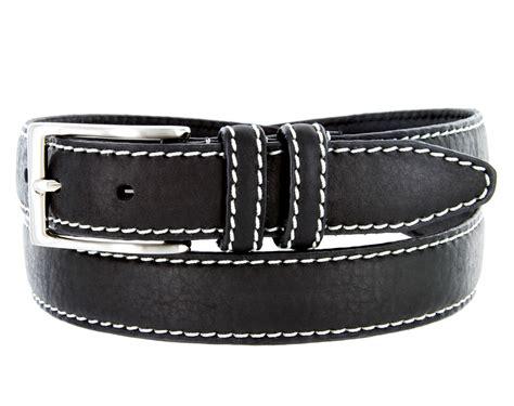 american genuine bison leather dress jean belts 1 1 8