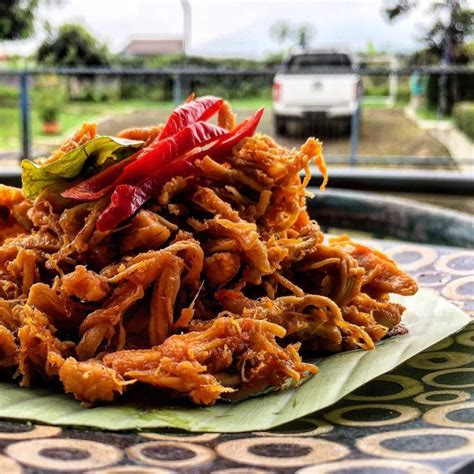 resep   membuat rendang ayam  mudah  lezat