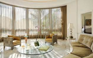 Curtain Ideas For Living Room by Pics Photos Bay Window Curtain Ideas Living Room