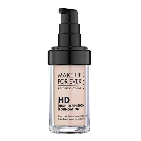 Foundation Mufe Hd Rank Style Make Up For Hd Invisible Cover Foundation