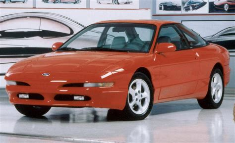 1993 Ford Probe by 1993 Ford Probe Review