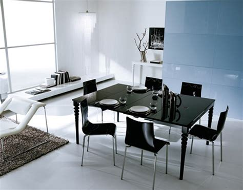 modern dining tables design small simple home design ideas