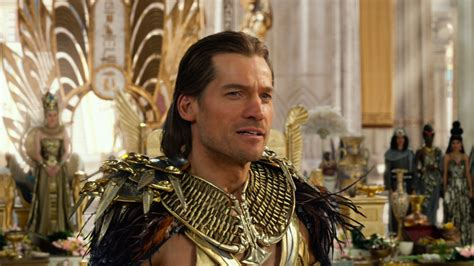 the egypt game movie game of thrones star nikolaj coster waldau leads colossal