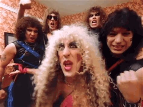 pictures to take with your sister at the beach cute gifs of the 80s we re not gonna take it twisted sister