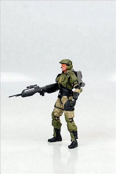 halo 3 figures halo 3 mcfarlane toys series 8 figure unsc marine