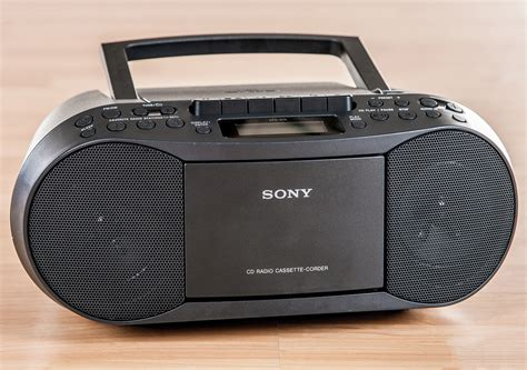 cd and cassette player sony cd cassette player gopher sport