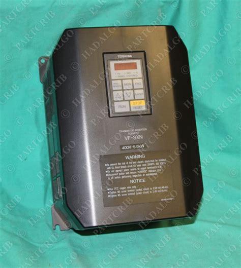 transistor ups toshiba vfsxn 4055up transistor inverter 7hp vf sxn 400v 5 5kw tosvert 380 460v ebay