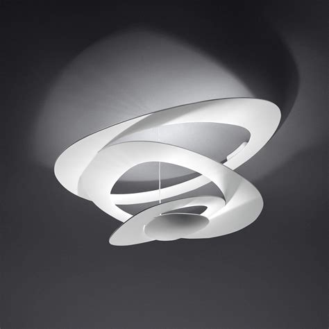artemide pirce mini soffitto led ceiling light 1255110a