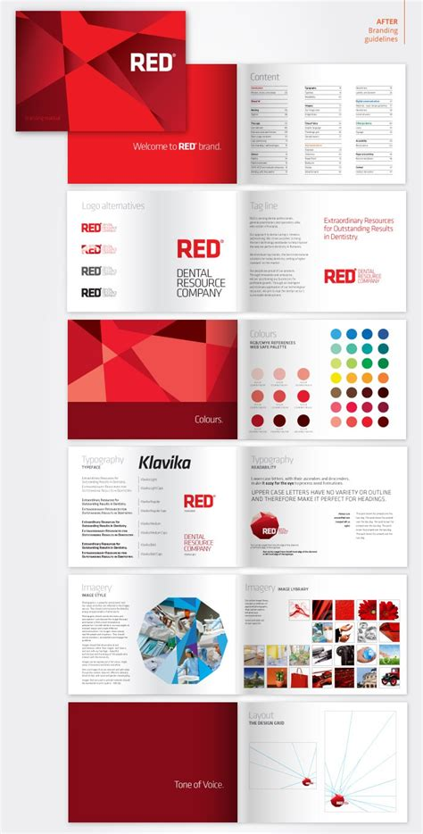 branding guidelines template 14 best images about manuali on brand