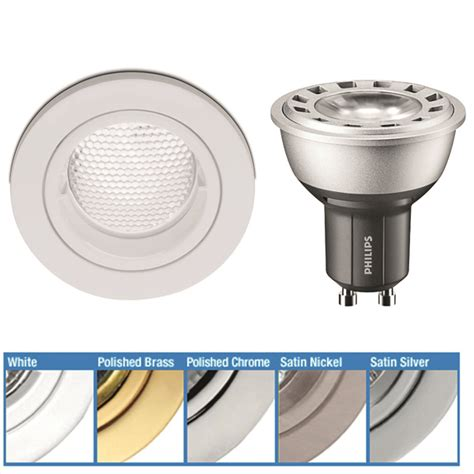 Fitting Lu Downlight Philips au dlm356 fixed downlight philips 5 4w