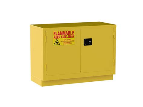 undercounter flammable storage cabinet safety cabinets for flammables under counter fume hood