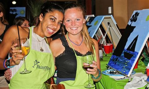 paint nite groupon uk paint nite groupon