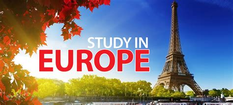 Mba Program With Study Abroad In Europe by Study In Europe Amazing Education Consultancy