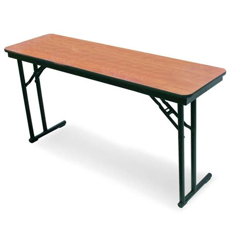 18 x 60 table midwest folding products folding table 18 quot x 60