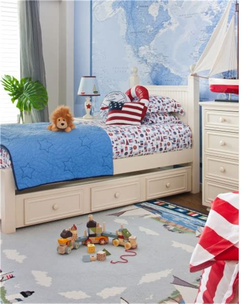 nautical themed rooms nautical theme for boys bedrooms home and family