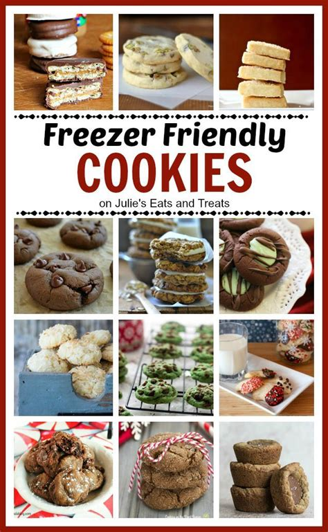 freezer friendly cookies cookie swap holiday parties and family gatherings