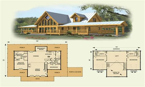 log home plans with loft simple cabin plans with loft log cabin with loft open