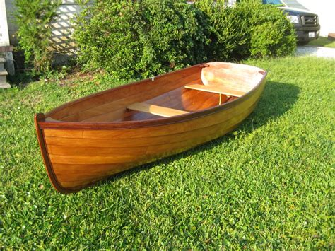 old dinghy boat 9 old towne dinghy kingston wooden boats