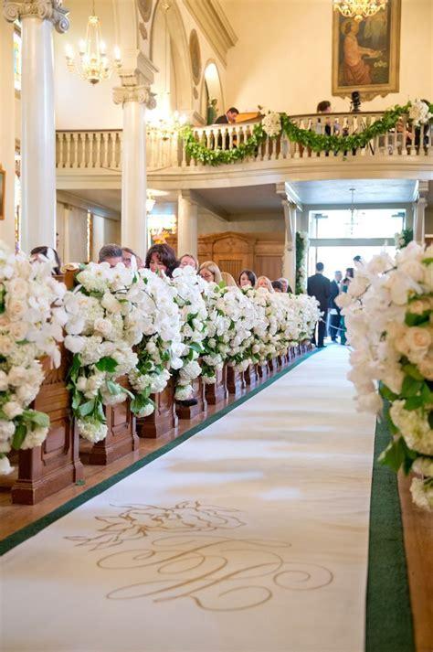 1000 ideas about church wedding flowers on
