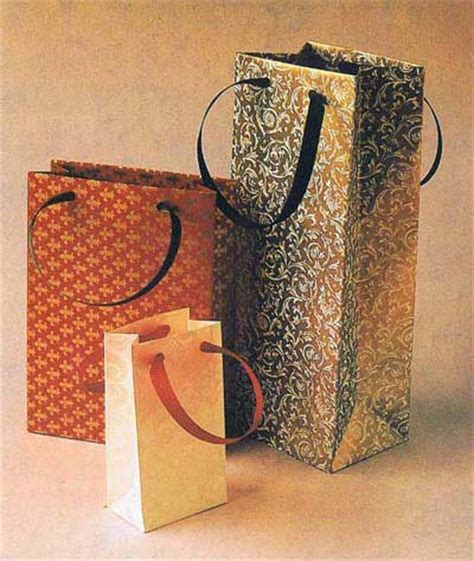 Make Paper Bag - mariane bruno banani uhren gift packaging white gift bags