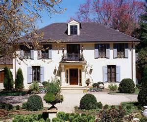 French Country Style House by Designing A French Country Home In Barrington Il
