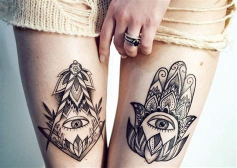 imagenes espirituales tattoo 30 hamsa tattoos to enlighten your soul cultura