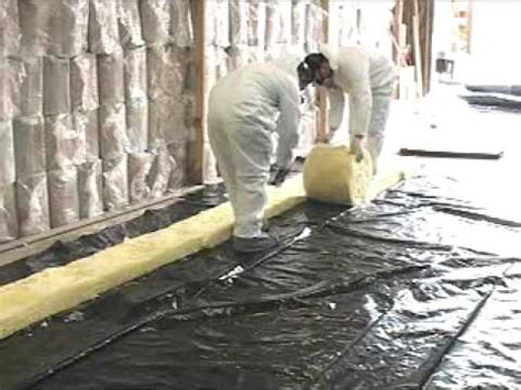 mobile home perimeter insulation construction vcd
