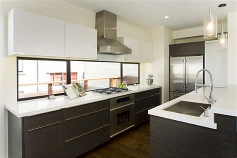Houzz Modern Kitchen Cabinets Houzz Kitchen Photos Modern Kitchen San Francisco By Studio Marler