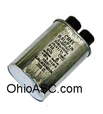 ge wb27x10011 capacitor wb27x10011 microwave oven capacitor ge general electric