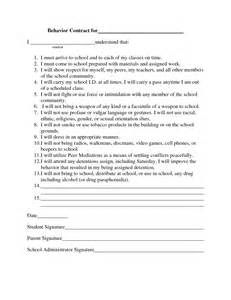 Behavior Plan Template For Elementary Students by Student Learning Plan Templates Chainimage