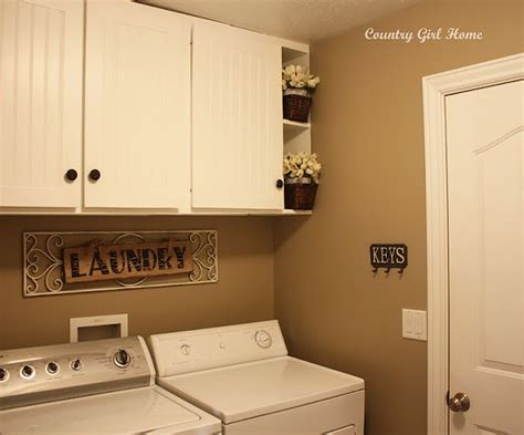 Laundry Room Wall Cabinet Shelves To Fill In Gap Between Cabinets And Wall Laundry Room Pinterest Shelves And