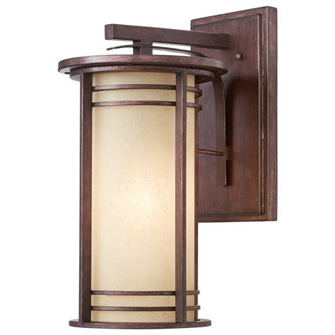 home decorators outdoor lighting home decorators collection 17 5 in 1 light bronze outdoor