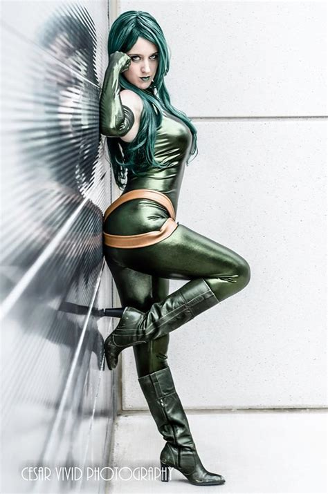 marvel film viper madame hydra cosplayer angi viper photographer cesar