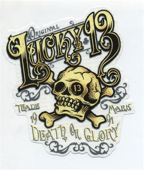 lucky 13 tattoo designs 17 best images about lucky 13 designs