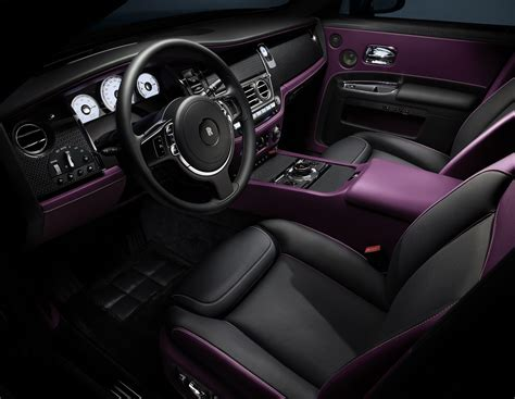 roll royce ghost interior rolls royce cars black badge models targeting