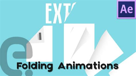 layout and animation techniques for watchkit folding animation techniques text paper motion