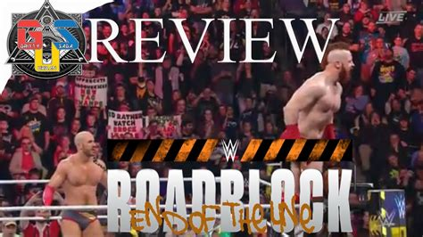Watch Wwe Road Block End Line 18 12 2016 Full Movie Wwe Roadblock 2016 Review End Of The Line Gritty Recap Youtube