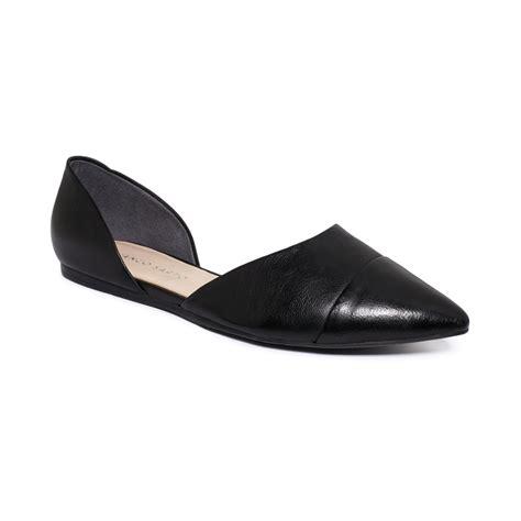 franco sarto flat shoes franco sarto hawk two flats in black lyst