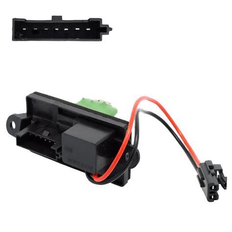 gm heater blower resistor hvac blower motor resistor heater a c chevy gmc 89018597 new ebay
