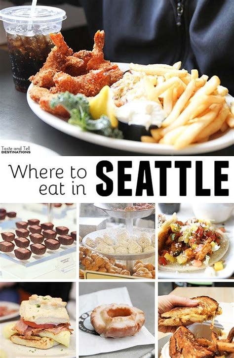 top places to eat in seattle best 25 washington usa ideas on pinterest