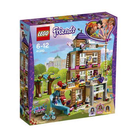 lego fishing boat kmart lego friends friendship house 41340 kmart