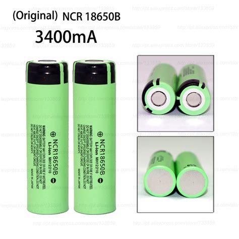 Varicore 18650 Rechargeable Li Ion Battery 3400mah 3 7v Button Top panasonic 18650 goods catalog chinaprices net