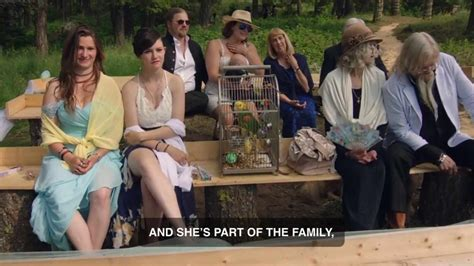 bush wedding recap tv insider bridesnews