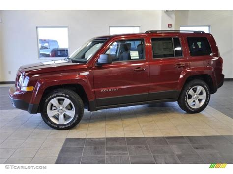red jeep patriot 2011 deep cherry red crystal pearl jeep patriot sport